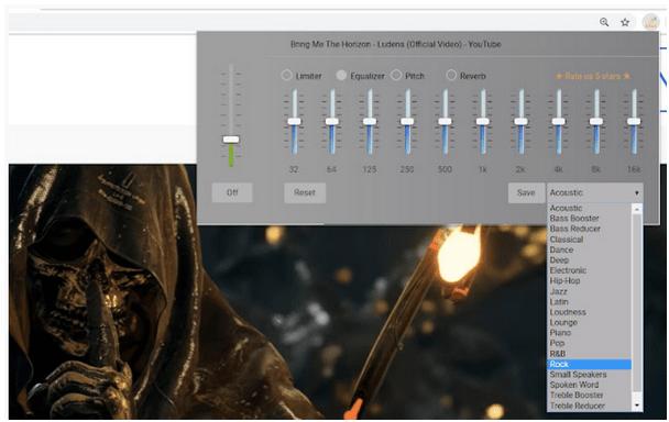 Звуковой эквалайзер для ПК с Windows 10
