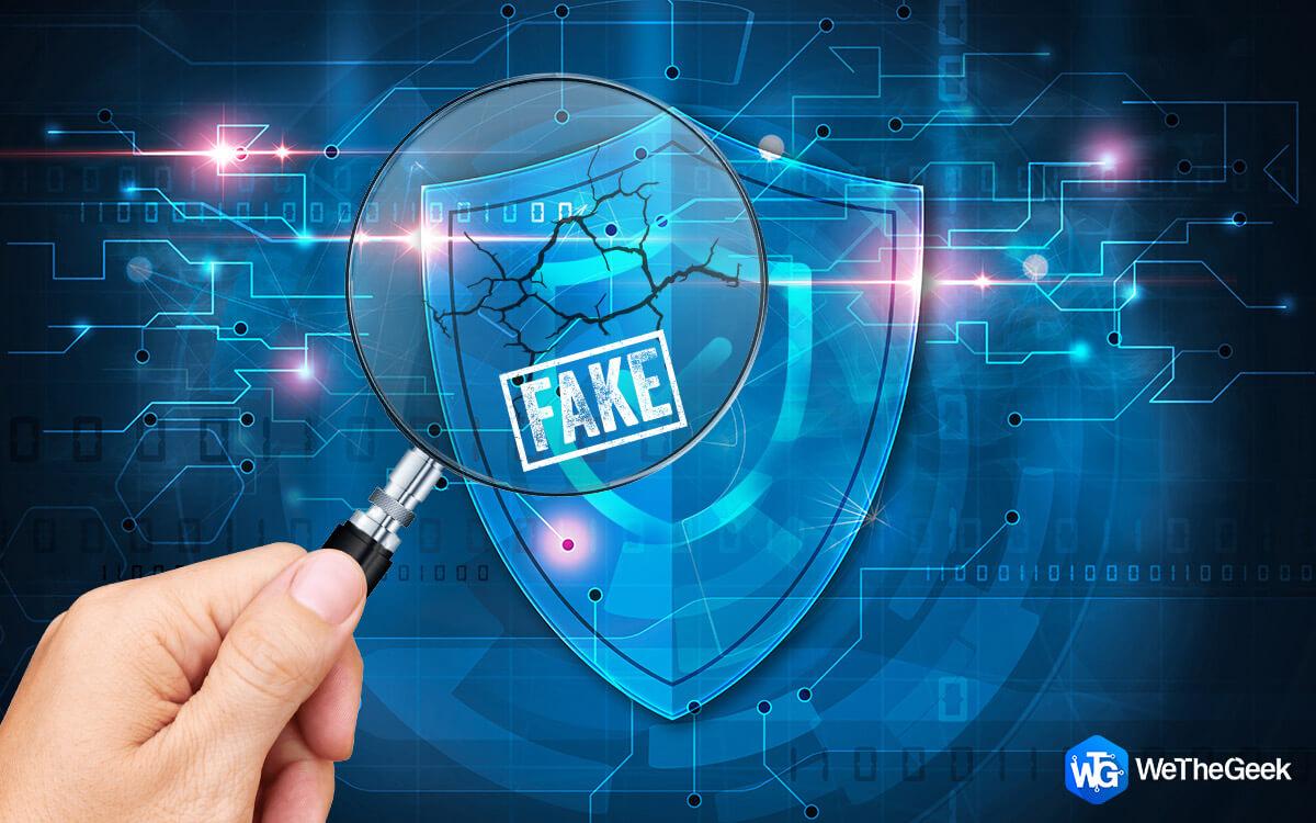 Spot, Avoid, And Remove Fake Antivirus Software