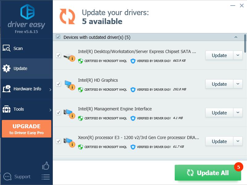 драйвер простое программное обеспечение для обновления драйверов