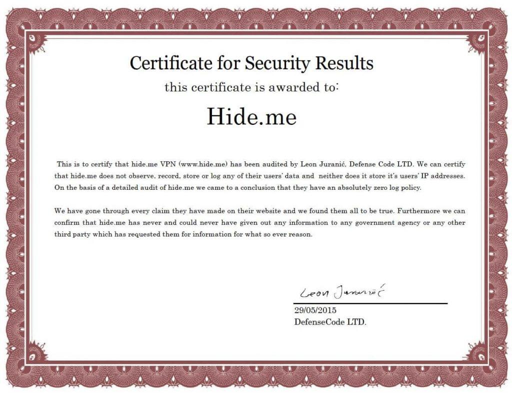 Скрыть меня VPN