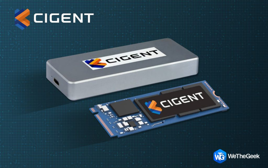 Cignet Secure SSD