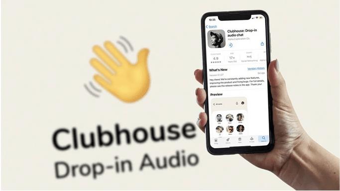 Спустя годы Clubhouse наконец-то расширился до Android