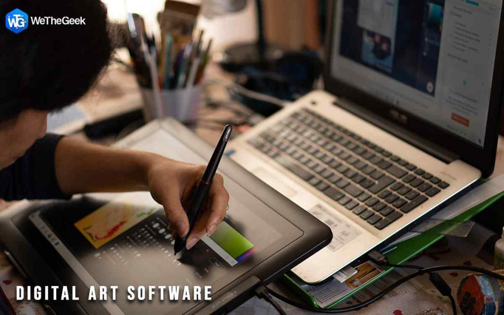 10 Best Digital Art Software for Drawing, Painting & Illustration (2021)