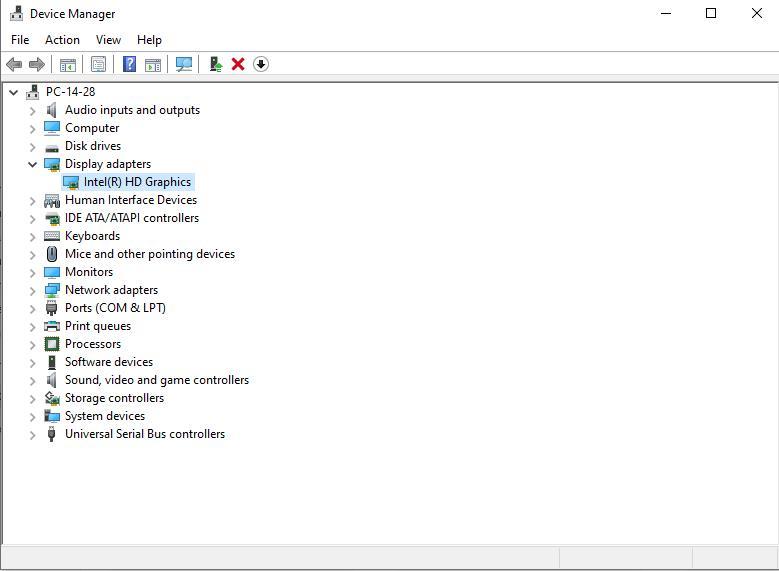 igfxem-Modul funktioniert nicht mehr Windows 10