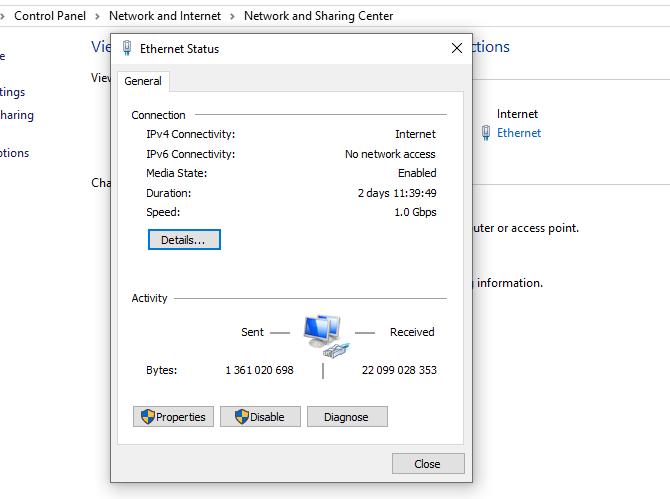Найдите IP-адрес вашего роутера