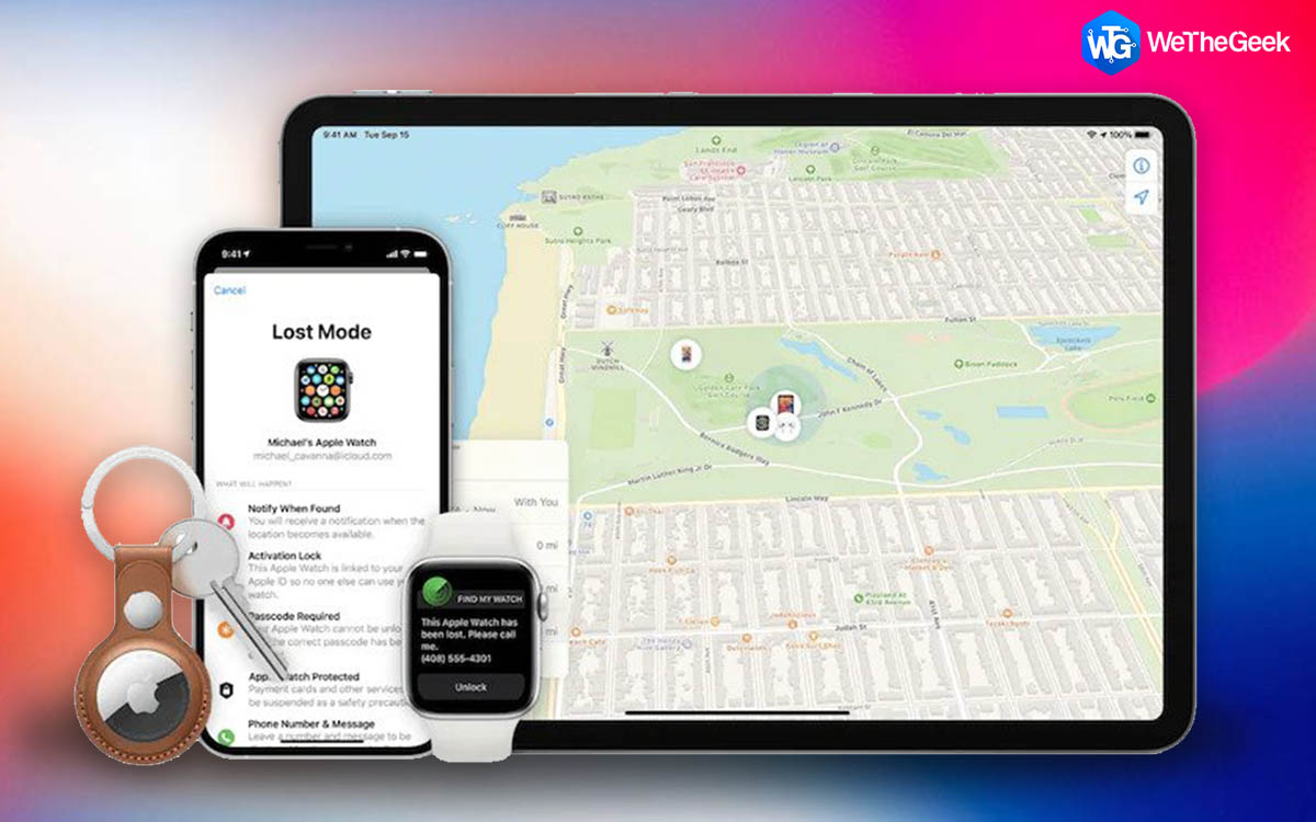 Apple's Feature To Find Lost Items, Find My Network, Has A Serious Vulnerability.