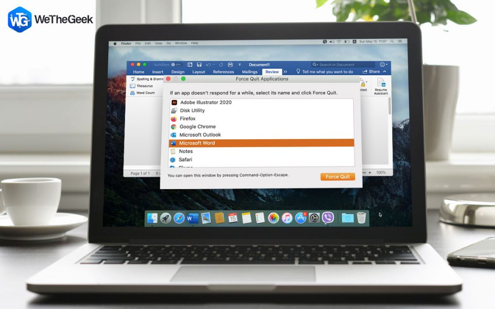 6 Ways To Fix Microsoft Word Keeps Crashing on a Mac Issue