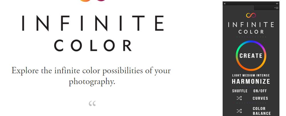 Бесконечный цвет