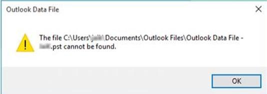 Утилита восстановления Outlook 1