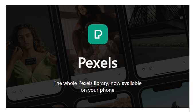 Плагин Pexels Photoshop