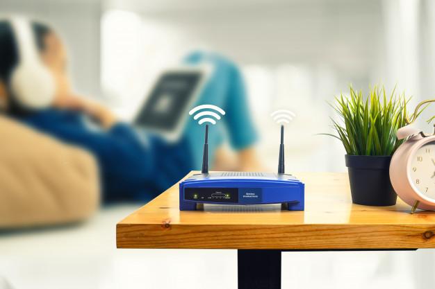 Starten Sie Ihren Router oder Ihr Modem neu
