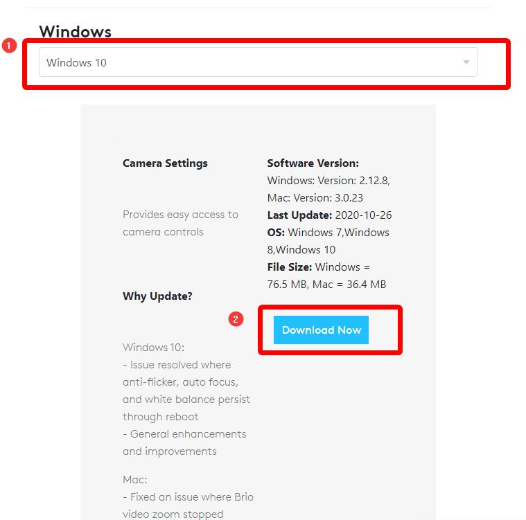 скачать драйвер веб-камеры logitech c270