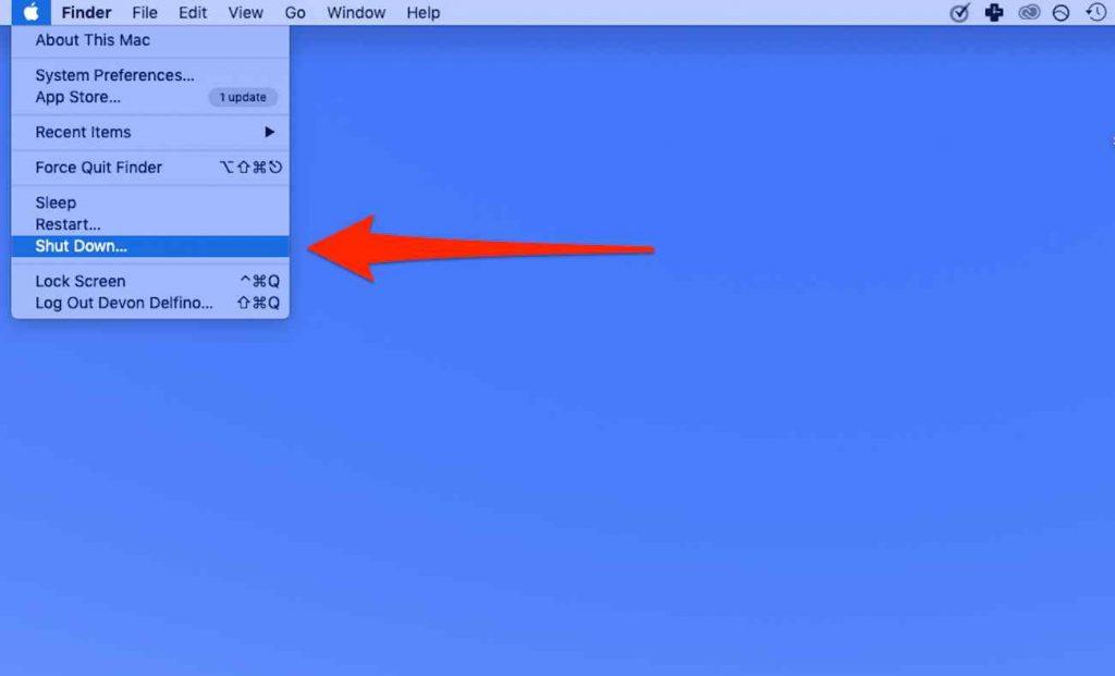 Mac-Bluetooth funktioniert nicht