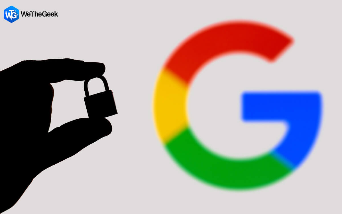 How To Password Protect Your Google Search History