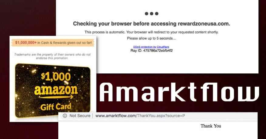 удалить amarktflow