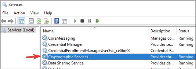 Liste der Windows-Dienste