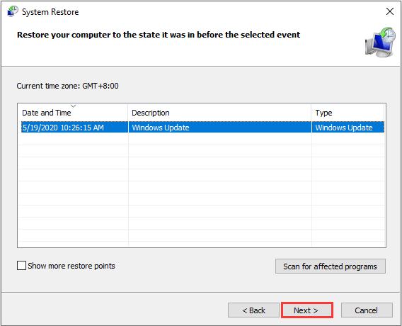 точка входа в процедуру не может быть расположена в окнах библиотеки динамической компоновки 10