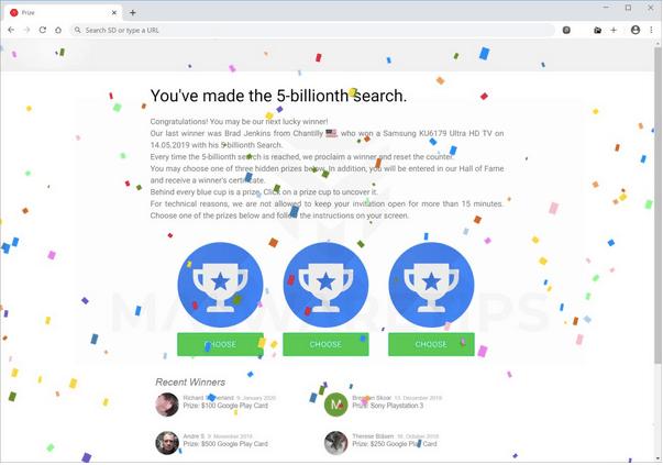 5-миллиардная поисковая афера