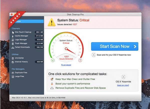 Скачать Disk Clean Pro