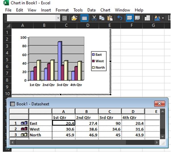 Отчет в формате Excel