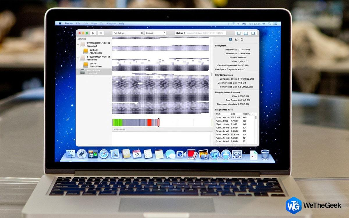 How to Defrag a Mac? Do Macs Need Defragmentation?