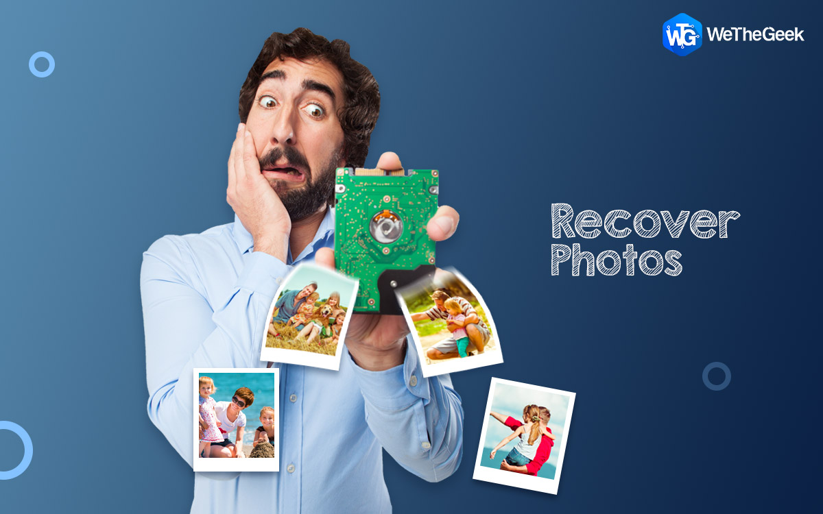How to Recover Photos After a Data Loss