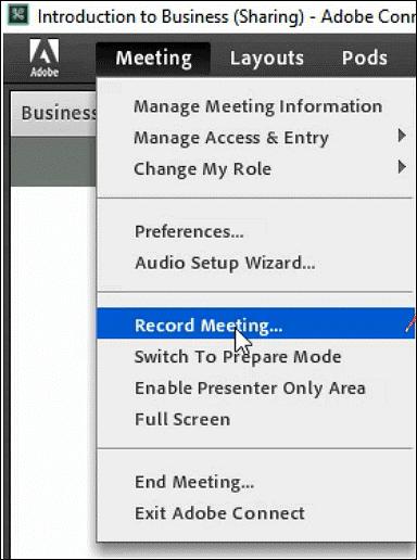 скачать видео Adobe Connect