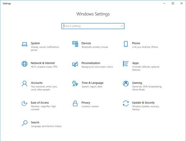 Microsoft Store blockiert unter Windows 10