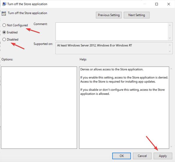 Microsoft Store-Dienst