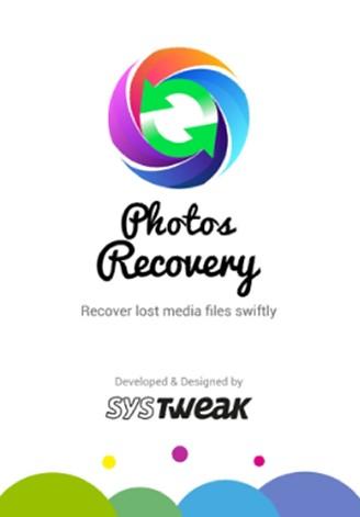 Systweak фото восстановления