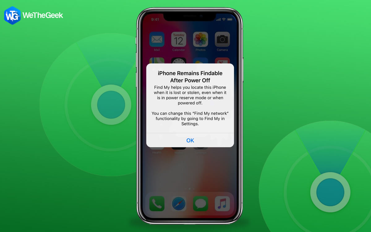 iOS 15: Find My App Can Find Powered Off iPhone
