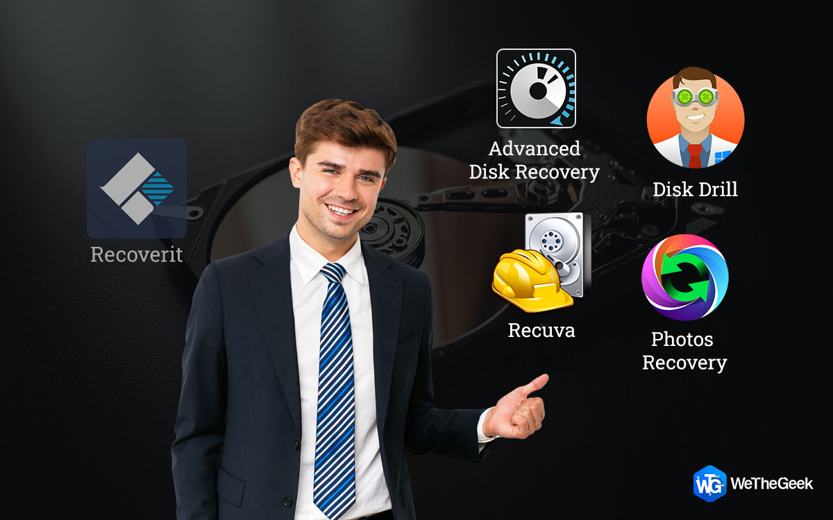 9 Best Recoverit Alternatives You Must Use