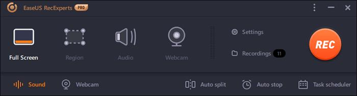 wie man auf webex aufnimmt