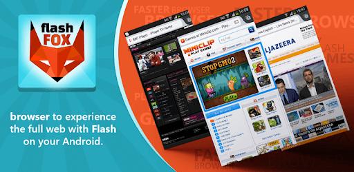 Flashfox-Browser-App