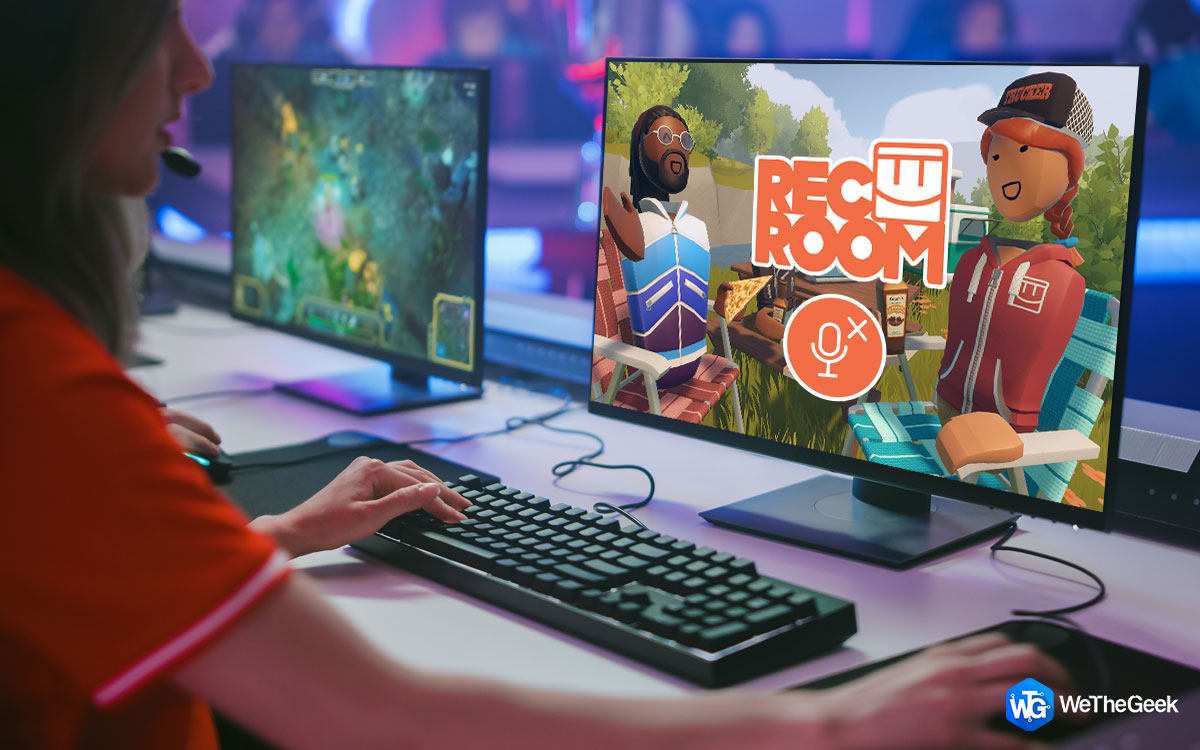 How to Fix Rec Room Mic Not Working in Windows PC?