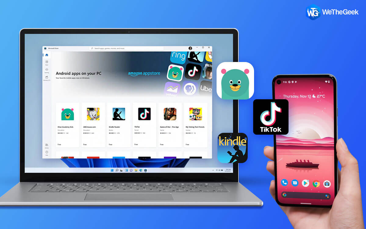 Android Apps On Windows 11: How Helpful Will They Be?