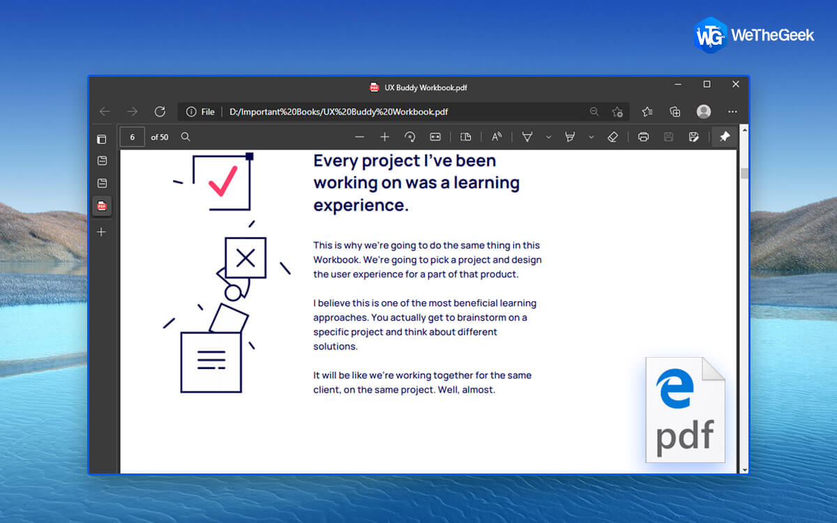 Is Microsoft Edge Getting New PDF Feature to Compete With Google Chrome