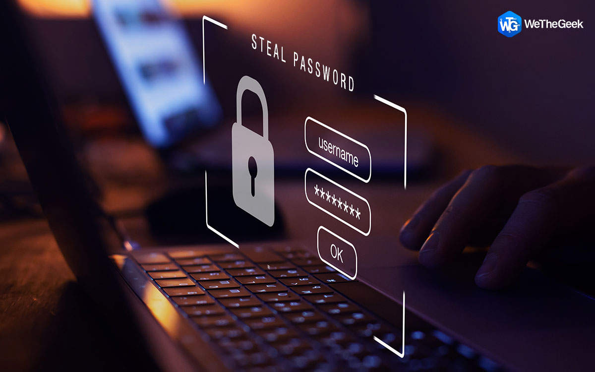 MosaicLoader Malware how is it stealing passwords of Windows users