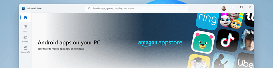Android-Apps unter Windows 11