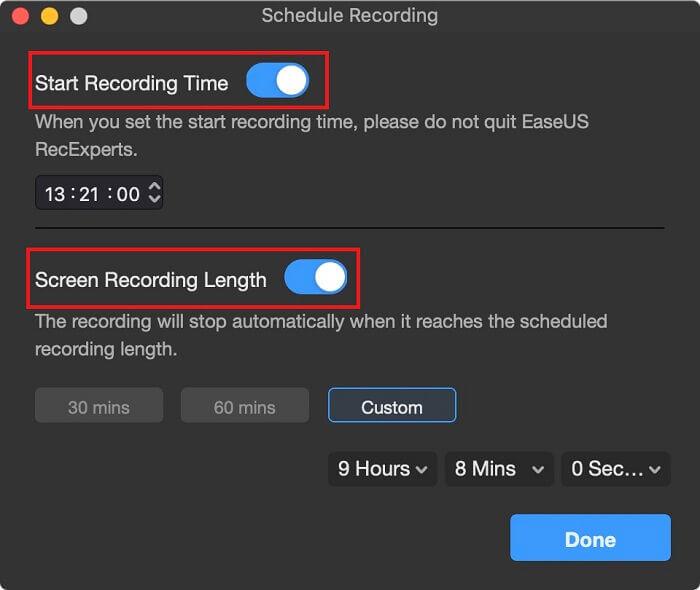 So zeichnen Sie eine Webex-Sitzung mit Audio und Video auf