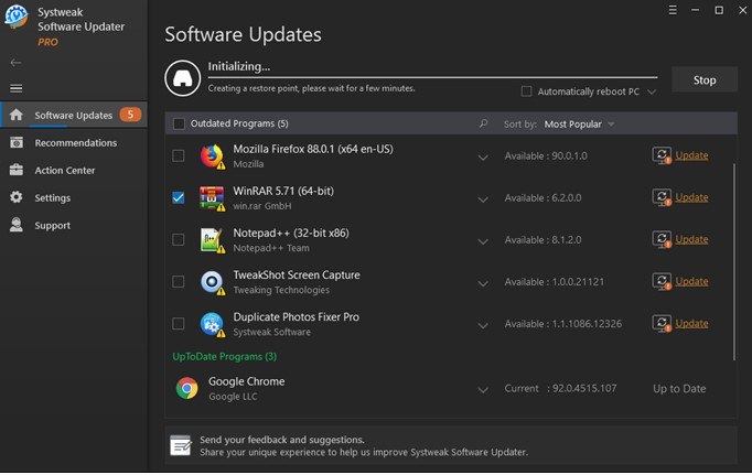 Software-Updates