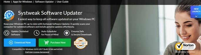 Systweak-Software-Updater