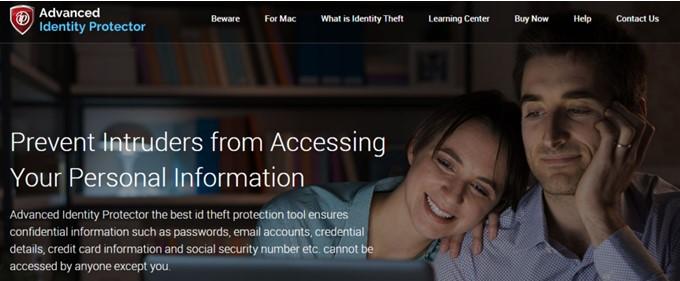 Erweiterter Identitätsschutz
