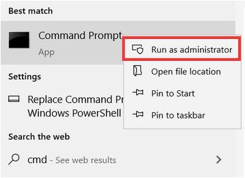 CMD-Dienstprogramm auf Ihrem PC