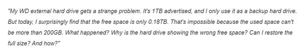 Externe Festplatte wird nicht angezeigt