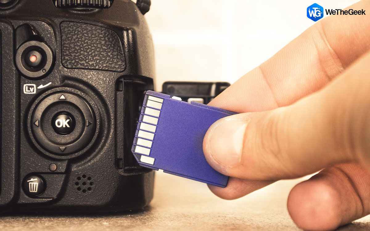 How To Recover Raw Photos From Your Camera's Memory Stick?