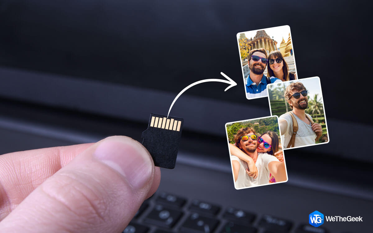 How to Recover Deleted Photos from a Micro SD card?