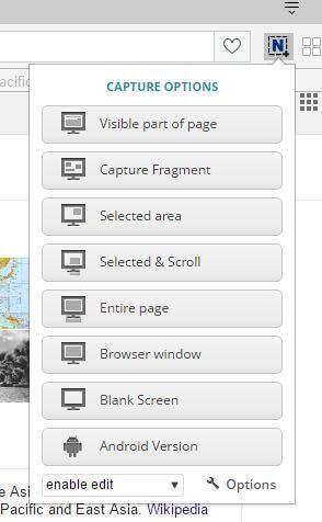 Beste Screenshot-Erweiterungen für Firefox