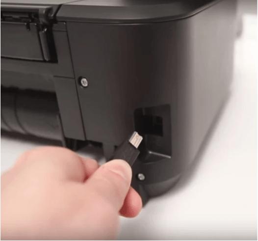Drucker zurücksetzen