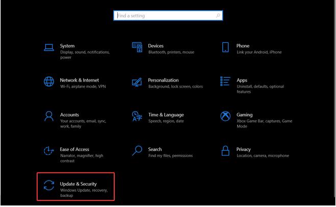 Führen Sie die Windows Update-Problembehandlung aus